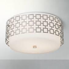 Nickel Ceiling Light Jonathan Adler Parker 15 1 4