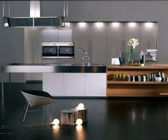 ultra modern kitchens ultra modern kitchen combining black white and grey color ideas