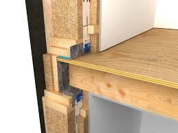 Rim Joist Detail Passive House Google Search Framing Roof House Floor Joists Construction
