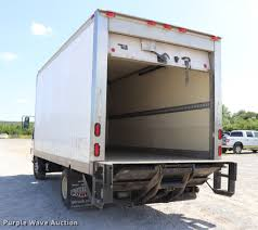 2005 isuzu npr refrigerated truck item dk9582 sold augu
