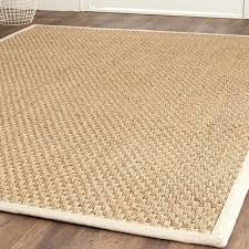 8x8 Sisal Rug Affordable Natural Fiber Area Rugs The Happy Housie