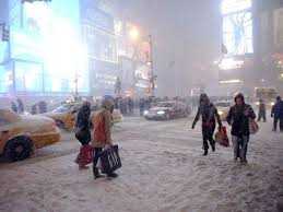 Worst Blizzard In History by Mayor De Blasio Blizzard Could Be Biggest Storm In Nyc History