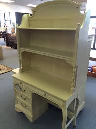 antique white desk set allegheny furniture consignment the art of