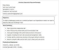 Examples Of Communication Skills For Resume by Resume Objectives U2013 46 Free Sample Example Format Download