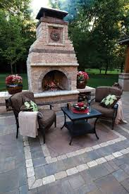 patio designs with pavers decor best patio design with engaging unilock fireplace combined
