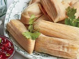 cheesy thanksgiving tamales recipe myrecipes