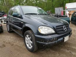 1999 mercedes ml 430 1999 mercedes m class ml430 quality used oem replacement parts