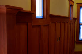 Wainscoting Ideas For Dining Room by Ideas U0026 Tips Wooden Wainscoting Ideas With Glass Window For Home