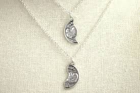 couple necklace images Couple necklaces 60 cutest matching necklace sets for couples 2018 jpg