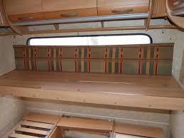 Bunk Beds For Caravans Caravan Fold Out Bunk Bed Cervan Motorhome Boat Conversion
