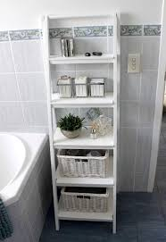 diy bathroom shelving ideas chrome faucet pull out drawers wall