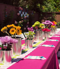table decoration ideas for parties birthday party table decorations centerpieces dcortion win