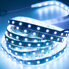 rgb led strip lighting light blue ribbon picture more detailed picture about 5m rgb led