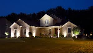 Landscape Lighting Installation Guide Outdoor Installing Outdoor Flood Lights Eaves Wiring An