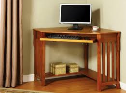 Wooden Laptop Desk by Gorgeous Corner Laptop Desk Gorgeous Corner Laptop Desk For
