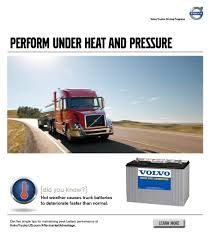 volvo truck dealer greensboro nc batteries partner volvo