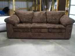brown microfiber sofa bed microfiber sofa getanyjob co