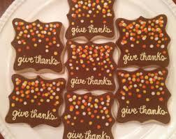 thanksgiving cookie platter 1 dozen
