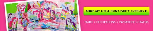 custom my little pony invitations u0026 thank you notes party city