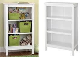 Closetmaid White Closetmaid Decorative 3 Shelf 44 Standard Bookcase Reviews
