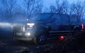 youtube lexus strobe ford to offer factory installed led strobe warning lights on f 150