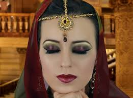 bridal makeup artist websites maroon and green smokey eye makeup tutorial asian indian