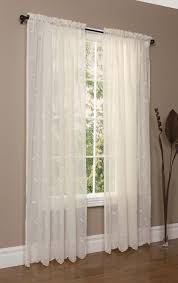 how to hang sheer curtains in different ways 10685
