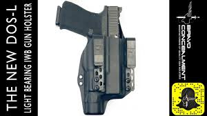 iwb light bearing holster bravo concealment new dos l gun holster the best iwb light bearing