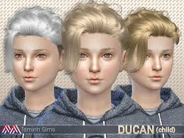 sims 4 kids hair sims 4 hairstyles child 4k wallpapers