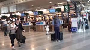 milano malpensa airport check in desk youtube