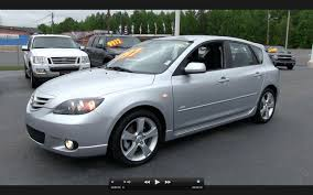 buy mazda 3 hatchback 2006 mazda3 s hatchback start up exhaust and in depth review