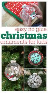 easy no glue ornaments ornament