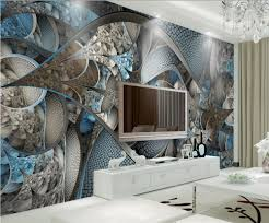 online get cheap wall murals wallpaper modern aliexpress com european style luxurious wallpaper modern glass tv backdrop wallpaper fashion mural wallpaper abstract 3d photo wall murals