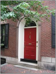red brick house front door color painting 30171 nlbldvmbbv