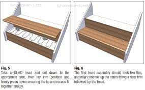 oak staircase cladding oak stair tread covers transform your