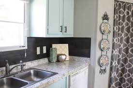 affordable kitchen backsplash our 40 backsplash using vinyl flooring re fabbed