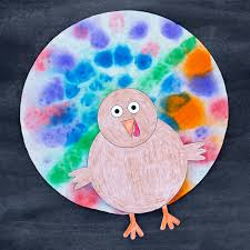 design your own thanksgiving turkey craft for kids