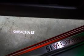 lexus is for sale los angeles lexus just made a sriracha car and no this isn u0027t an april fools