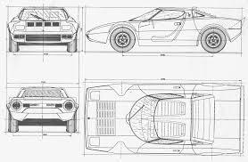 lancia stratos blueprint download free blueprint for 3d modeling