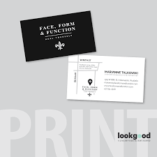 Starbucks Business Cards Logo Design Face Form U0026 Function On Behance