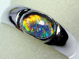rings with opal images Opal ring that is best for you jpg