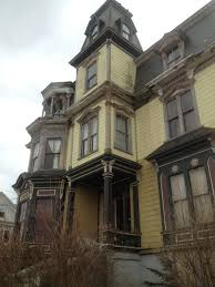 haunted victorian mansion