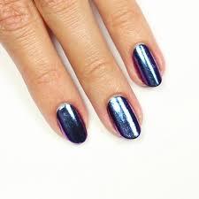 sally hansen chrome nail polish kits how to video popsugar beauty