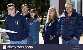 Dan Gregory Dpa The Family Of Us Soldier Jessica Lynch From L Brother