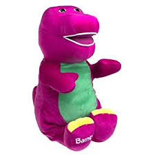 amazon barney dinosaur large 14
