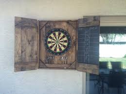 do it yourself home projects dart board case do it yourself home projects from ana white