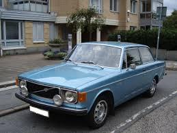 volvo coupe volvo 142 s de luxe coupe sport car