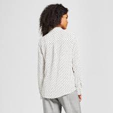 polkadot top polka dot shirts target