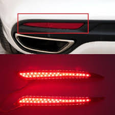 2014 ford taurus tail light xyivyg for ford fusion 2013 2014 2015 red lens led rear bumper