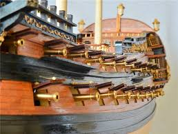 nidale model new version scale 1 50 classic russian wooden ship